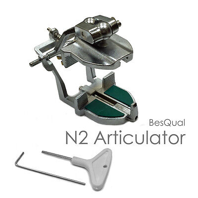 Dental N2 Articulator Noneed for plaster flexible lightweight easy to adjustable