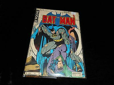 Bat-Man poche 34 Editions Sagédition