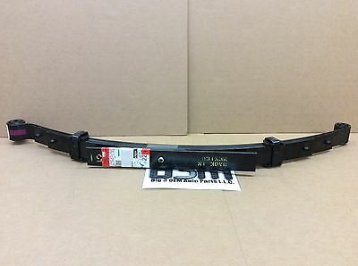 Hummer GM OEM 06-10 H3 Rear-Leaf Spring 25965051