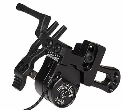 New Ripcord ACE Standard Fall Away Compound Archery Arrow Rest RH Black RCACB-R