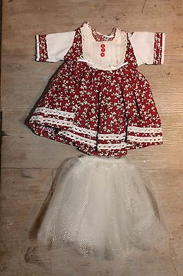 NEW YOSD 1/6 BJD ABJD doll outfit clothes dress USA