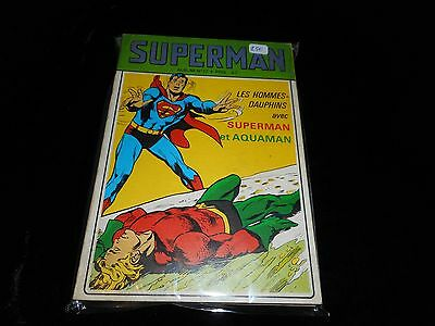 Superman album 17 contient Superman Bat Man & Robin 49, 50, 51 & 52