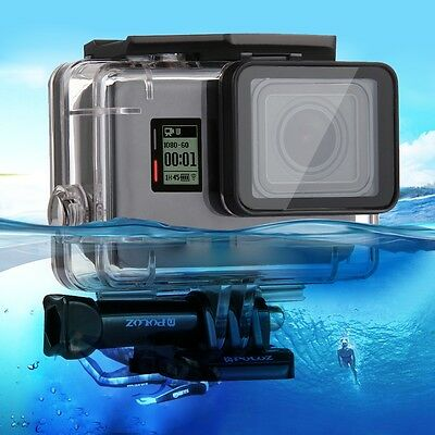 PULUZ for GoPro HERO5 45m Underwater Waterproof Housing Diving Protective Case