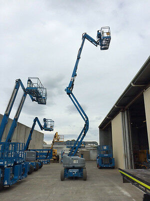 Genie Z45/25 Electric Knuckle Boom Lift