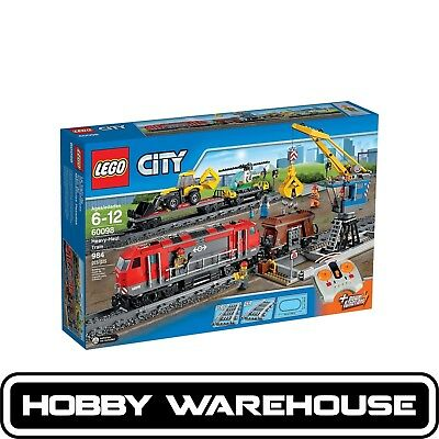 LEGO 60098 Heavy-Haul Train (BRAND NEW SEALED)