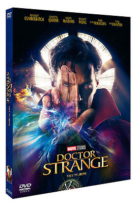 Doctor Strange (2017, DVD) Slip Case Edition