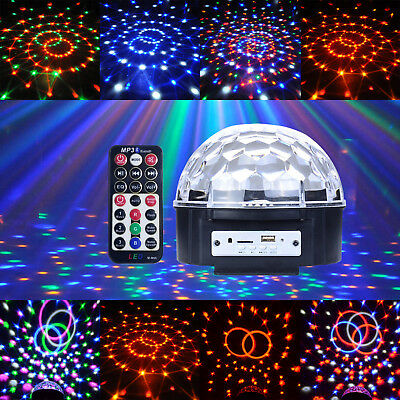 UV BAR 9 x 3W LED Batten Ultraviolet Blacklight DJ Disco Club Party High Power