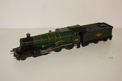 TT gauge 3mm GOOD/EXCELLENT Triang T91 Windsor Castle BR Green '4082' RUNS WELL