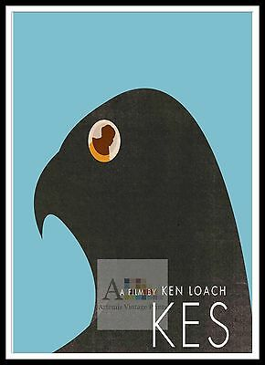 Kes   British Movie Posters Classic & Vintage  Films