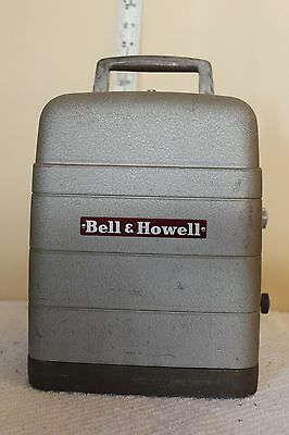 BELL & HOWELL 253 AX Vintage 8mm Projector Estate Sale Find