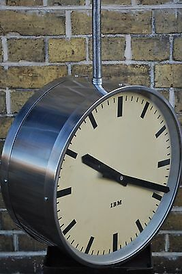 Original IBM Station Clock