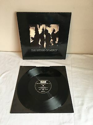 """Sisters Of Mercy- OrigVinyl 12"""" -More / You Could Be The One - Mr47T - Gothic"""