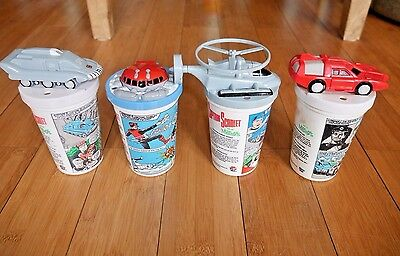 1993 Pizza Hut Captain Scarlet Collector Cups - Gerry Anderson Mysterons (72)