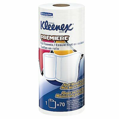 Kleenex Towels Premier Kitchen Paper Towels 13964, Cloth-Like Softness, Perfor