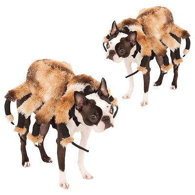 Rubies Pet Shop Dogs Plush Giant Spider Halloween Dress Up Costume Outfit