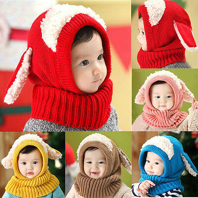 Baby Girl Boy Crochet Knit Cap Beanie Cute Costume Photo Photography Prop Hat
