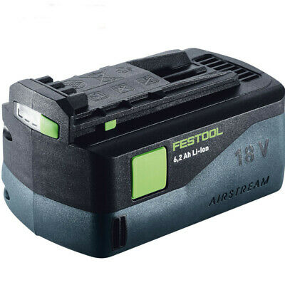 Festool Akkupack Akku BP18 Li 6,2 AS 201774 Li-Ion AirStream
