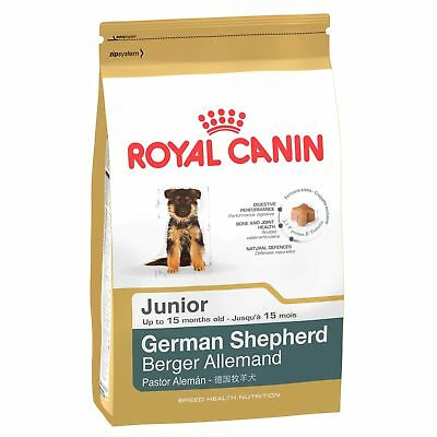 Royal Canin German Shepherd Junior 12KG Breed Specific Dry Dog Food Puppy