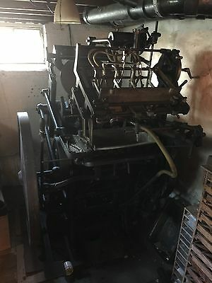 10 x 15 Kluge Old Style Letterpress *PRICE REDUCED* MOTIVATED SELLER