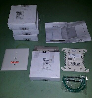 Bosch D7052 Dual Input Modules. New Lot of 4. Free priority shipping