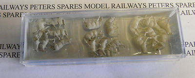 Preiser 14161 Sheep (Pk18) OO/HO Gauge Figures