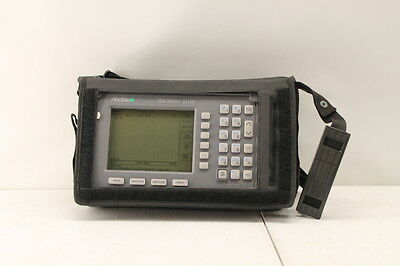 Anritsu Site Master 113B Carrying Case New Battery