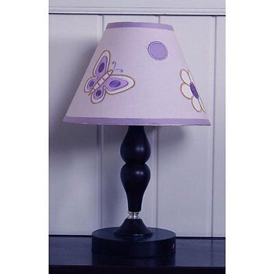 GEENNY Lamp Shade Baby Butterfly Nursery Kids Girls Decor Infant Gift New