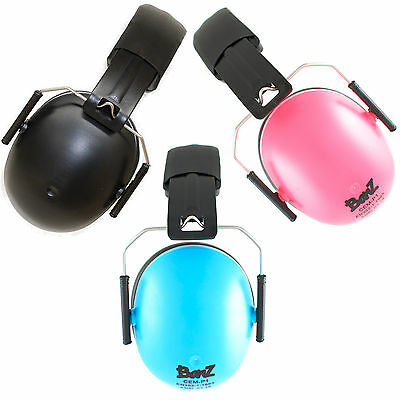 BabyBanz Baby Earmuffs Hearing Protection Concert Ear Defenders Infant Kids BNIP