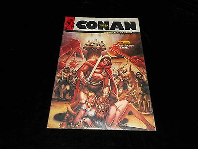 Super Conan 37 : Le noir démon de Raba Than (suite)
