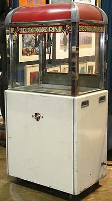 Nice Manley Premier 49 Popcorn Machine 8 Ounce Good Condition DELIVERY AVAILABLE