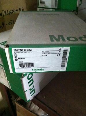 New in Box Schneider TSXPSY1610M Power Supply 24VDC 16W PLC Module Unit 1PC NiB