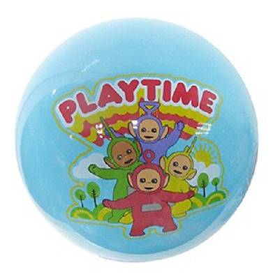 Teletubbies Say Eh Oh Playtime Beach Ball Inflatable Small Indoor Outdoor