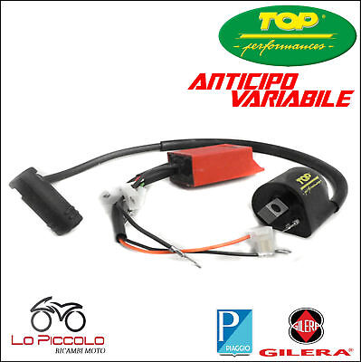 CENTRALINA ANTICIPO VARIABILE TOP PERFORMANCE Gilera Stalker Naked 50 2T