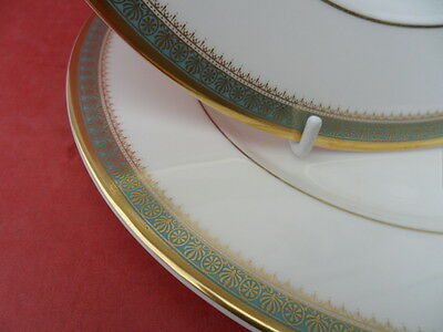 "Royal Doulton, Clarendon, 2 x 8"" Plates"