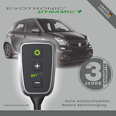 Evotronic Gaspedal Tuning Pedalbox Smart Forfour (453)