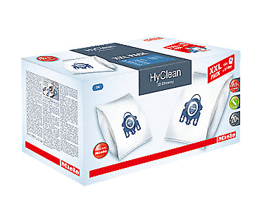 Miele HyClean 3D Staubbeutel Efficiency GN XXL Pack 16x
