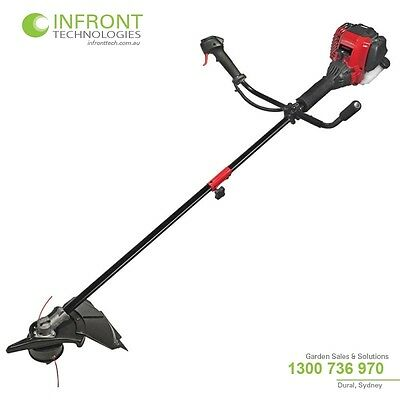 Troy Bilt Brushcutter Whipper Snipper 4 STROKE Line Trimmer with 2Yr Warranty  -
