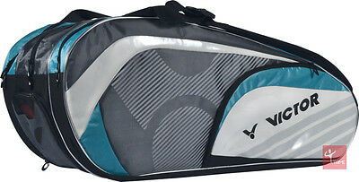 Victor Racket Multi Thermo Bag 9037 Mint / Grey