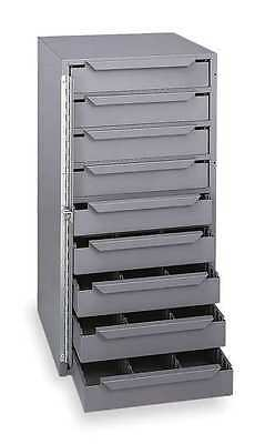 DURHAM Metal Storage Cabinet 9 Drawer Industrial Parts Bolts Screw Electrical