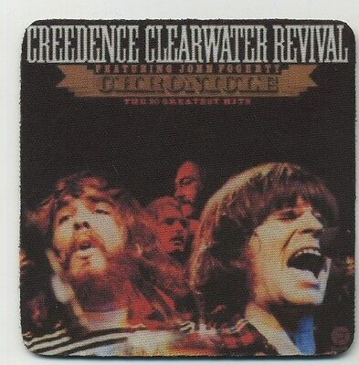 Creedence Clearwater Revival Album COASTER - CCR Greatest Hits