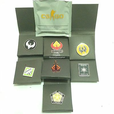 CSGO Blindbox Collectable Pins Authentic Pins Series 2 With Code Included
