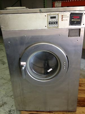 Maytag Unimac speed queen 35lb front load Coin op Washing Machine Triple Loader