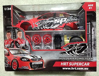 Holden Racing Team HRT Supercar 1/24 Kit 2015 Super Championship BNIB NEW