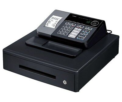 Casio Se-S10 Cash Registers Thermal Receipt And Department Programming