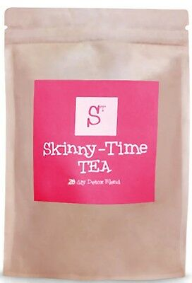 Weight Loss Teatox Slim Me 14 No Colon Cleanse Recommended 2017- SKINNY TIME TEA