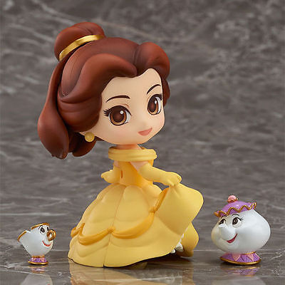 Good Smile Company Nendoroid Beauty and the Beast Belle doll figure disney PREOR
