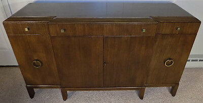 Sideboard or buffet Ed Wormley for Dunbar signed vintage mid century modern
