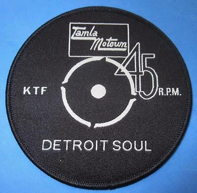 Northern Soul Patch - Tamla Motown - Detroit Soul