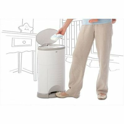Korbell Nappy Disposal System Bin (26 Litre capacity, large size)