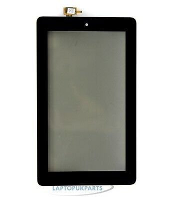 Amazon Kindle Fire 7 5th 2015 (SV98LN) Touch Digitizer Screen (NO LCD) - Black